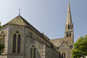 Pft 1 St Marys Roman Catholic Cathedral Plymouth South West Image Bank